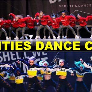 Audities go dance crew!