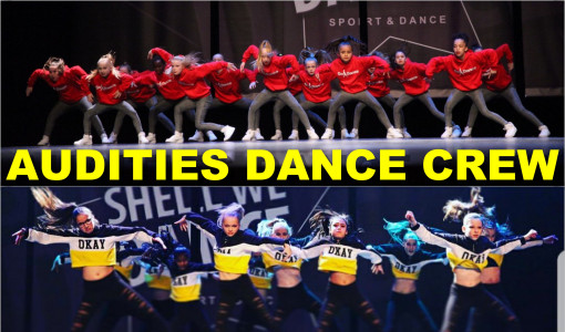 Audities go dance crew!