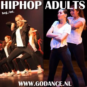 NEW HIPHOPCLASS ADULTS