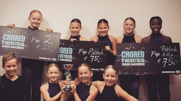 Choreowedstrijd 16 dec 2018