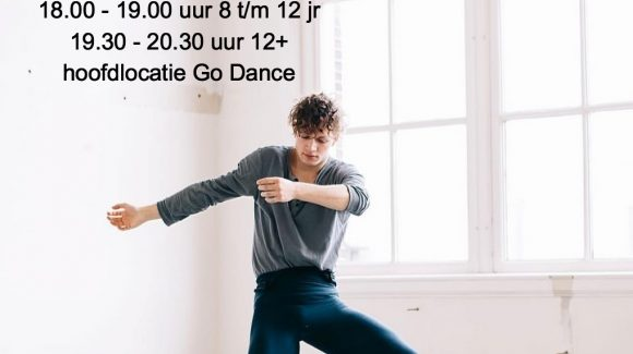 Workshop modern dance