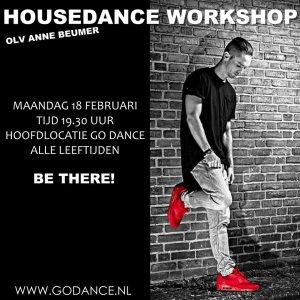 HOUSEDANCE WORKSHOP