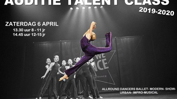 Auditie Talent Classes